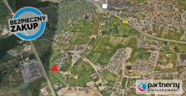 Gdańsk Jasień, 995 000 zł, 60 ar, droga dojazdowa utwardzona
