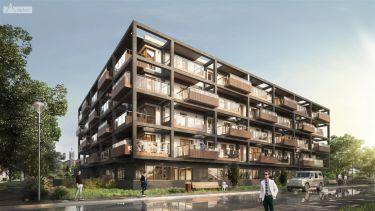Mieszkanie 58,36 m2, Szydłówek, 3 pokoje