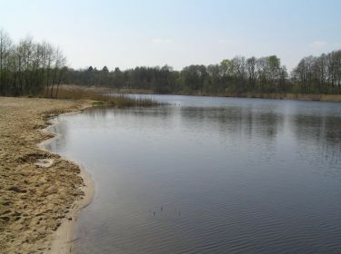 Najtańsze działki rekreacyjne nad jeziorem.