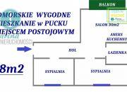 Puck, 495 000 zł, 68 m2, pietro 1, 3 miniaturka 12