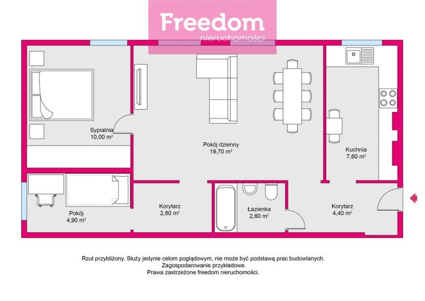 Mieszkanie na Mazurach w super cenie miniaturka 2