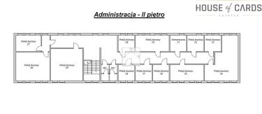 Pomieszczenia biurowe do wynajęcia