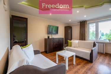 Słoneczne 3 pokojowe mieszkanie w Zatorze