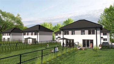 Dom bliźniak, 75 m2, Koszalin, Dzierżęcino