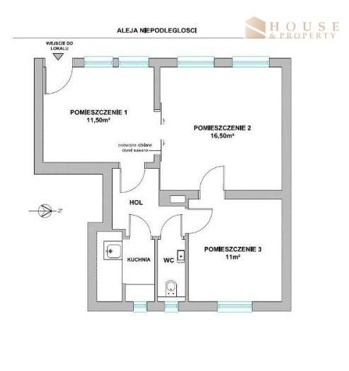 Sopot, 575 000 zł, 51 m2, 3 pokojowe miniaturka 13