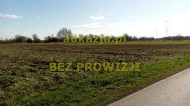 59ar działka rolno budowlana Pustków, Dębica
