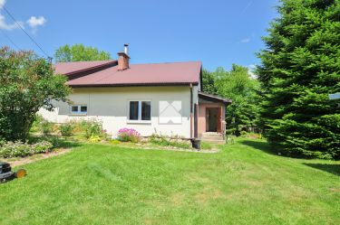 Dom parterowy na sprzedaż o pow. 140,98 m2