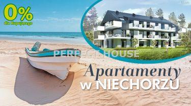 PRZEDSPRZEDAŻ! Apartamenty w Niechorzu koło morza