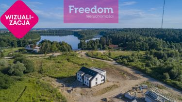 Słoneczny apartament nad jeziorem Skanda, 140 m²