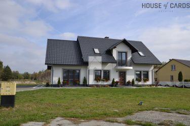 Dom na sprzedaż Dąbrówki - wg własnego projektu