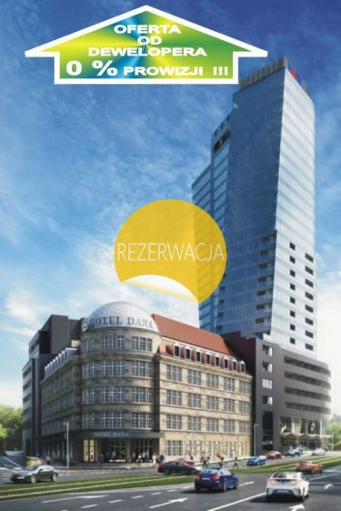 OFERTA DEWELOPERSKA, Apartamentowiec w Szczecinie