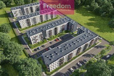 Nowoczesne mieszkanie w zielonej części Krakowa