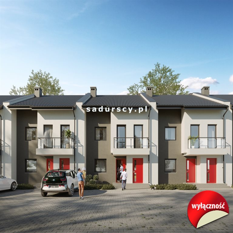 Nowe mieszkania w Niepołomicach - zdjęcie 1