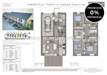 | FIESTA | Dom 129 m2 | ul. Adama Chętnika |