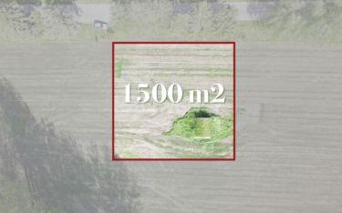 Szczecin, 94 900 zł, 15 ar, budowlana