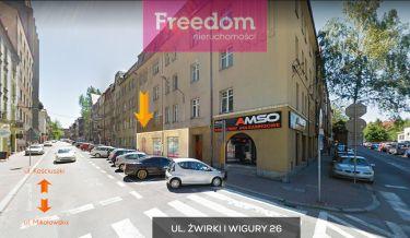 2-poziomowy LOKAL UŻYTKOWY, Śródmieście, 95+70 m2!
