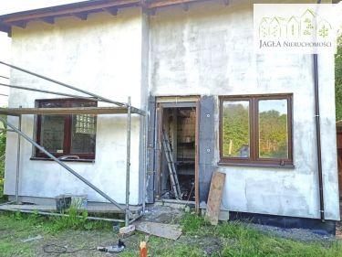 Działka ROD Jachcice 300/55 stan sur. zamknięty