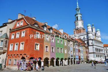 Stary Rynek, mieszkanie w Domkach Budniczych