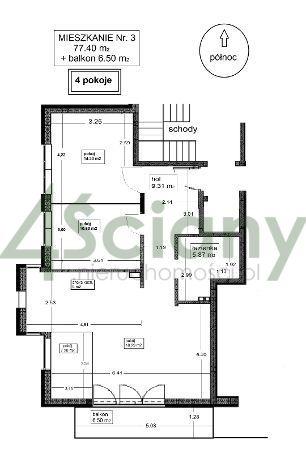 Piastów, 670 000 zł, 78 m2, 3 pokojowe