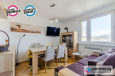 Wejherowo osiedle Kaszubskie, 299 000 zł, 55.29 m2, z balkonem