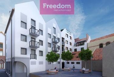 Mieszkanie na Starym Mieście w Elblągu, 49,2m2