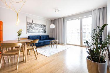 Stylowy apartament dla wymagających