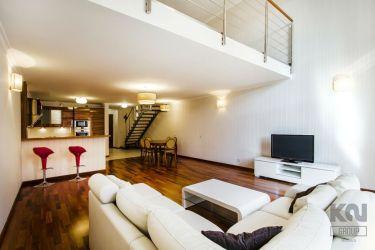 Przestronny loft z tarasem i garażem podziemnym