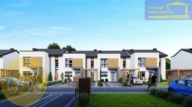 Na sprzedaż atrakcyjne domy szeregowe w K-cach