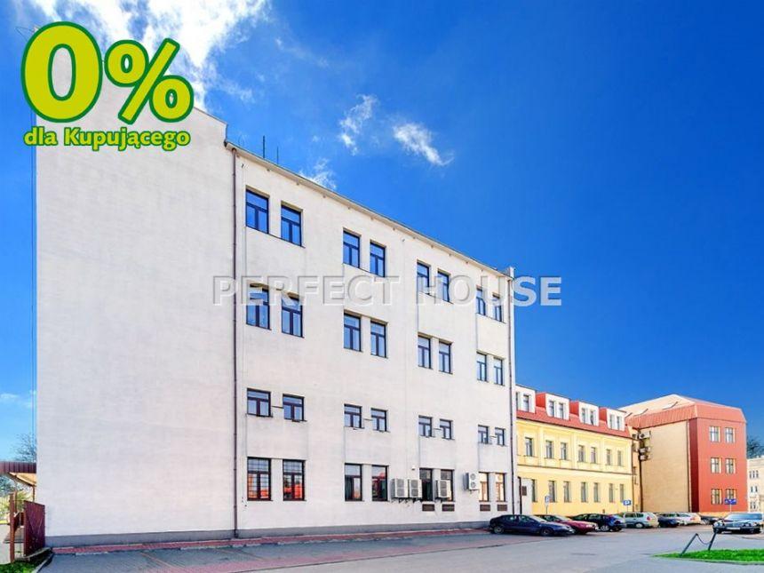Budynki biurowe z dużą działką w centrum Zamościa - zdjęcie 1