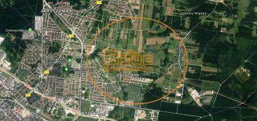 Białystok Bagnówka, 1 980 000 zł, 1.09 ha, prostokątna
