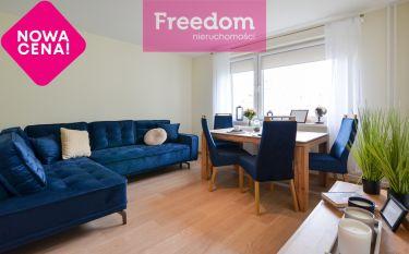 Spychalskiego - komfortowe 3 pokojowe z balkonem