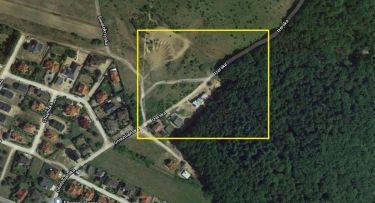 Gdynia Wielki Kack, 430 000 zł, 8.98 ar, przyłącze prądu