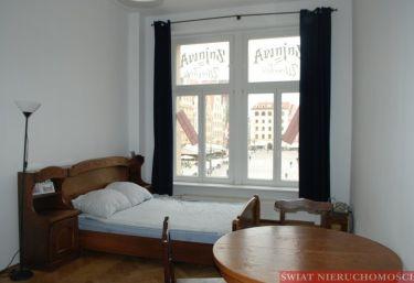 2-pokojowe mieszkanie, Rynek, od zaraz