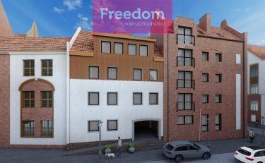Mieszkanie na Starym Mieście w Elblągu, 64,4m2
