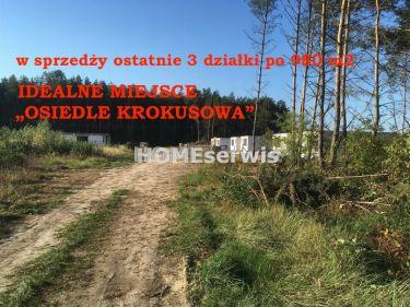 DZIAŁKA 980 m2 nowe osiedle ul.Krokusowa Ostrowiec