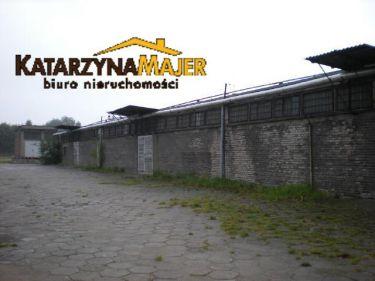 Działka przemysłowa - Gdańsk Przeróbka