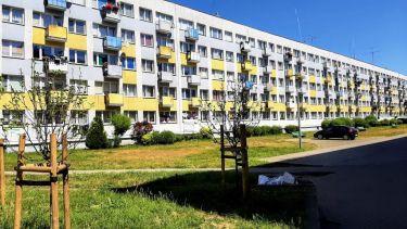 3 pok. umeblowane mieszkanie z pd balkonem