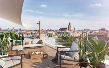 Nowy apartament z widokiem na Odrę Centrum 0%