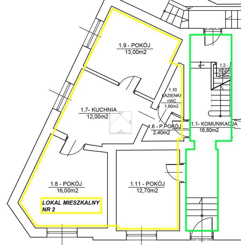 Przytulne mieszkanie dla rodziny Zasanie miniaturka 12