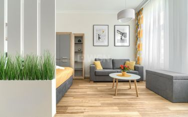 Szczecin Centrum, 2 500 zł, 30 m2, wysoki standard