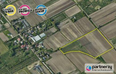 Gdańsk Olszynka, 2 843 995 zł, 3.2 ha, droga dojazdowa gruntowa