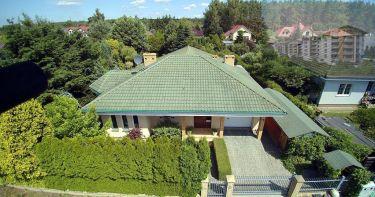 Dom pod Szczecinem z pięknym ogrodem
