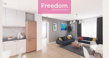 Mieszkanie jak dom z ogrodem i garażem
