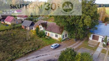 Dom bliźniak - Sierakowo