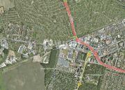 Wrocław Fabryczna, 6 000 zł, 49.7 ar, droga dojazdowa asfaltowa miniaturka 1