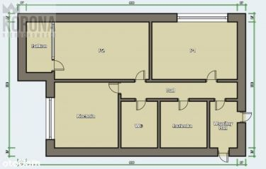 Białystok Słoneczny Stok, 308 000 zł, 53 m2, aneks kuchenny