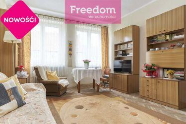 Rozkładowe mieszkanie w centrum miasta 52 m2