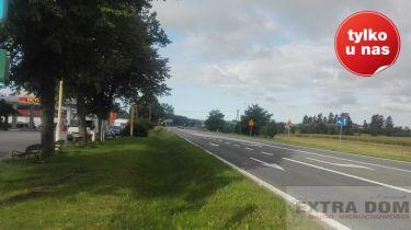 Teren inwestycyjny przy trasie A6 Szczecin-Gdańsk