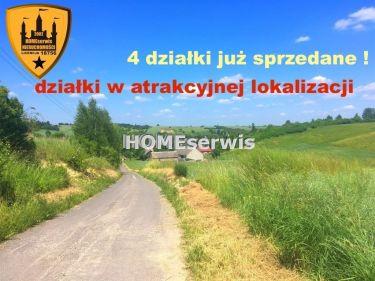 Działki z widokiem Ostrowiec/ Częstocice. 1077 m2