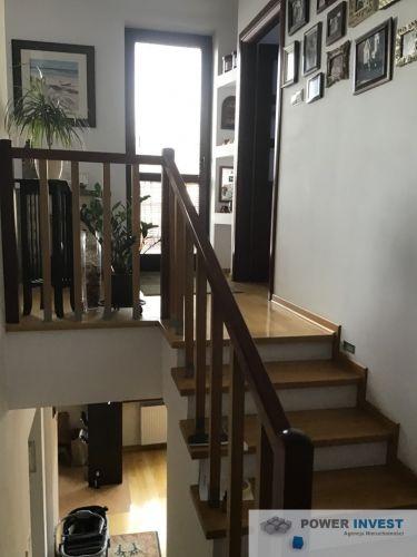 Mieszkanie w segmencie dwupoziomowym(Piętro)